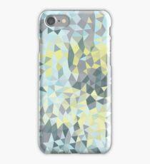 Spring Rain Tris iPhone Case/Skin