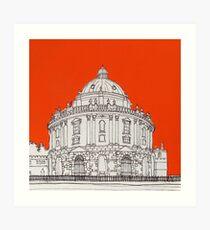 Radcliffe Art Print