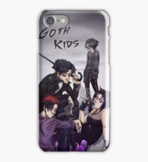 The Goth Kids iPhone Case/Skin