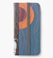 Owl Portrait iPhone Wallet/Case/Skin