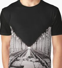 Rail Bridge Graphic T-Shirt