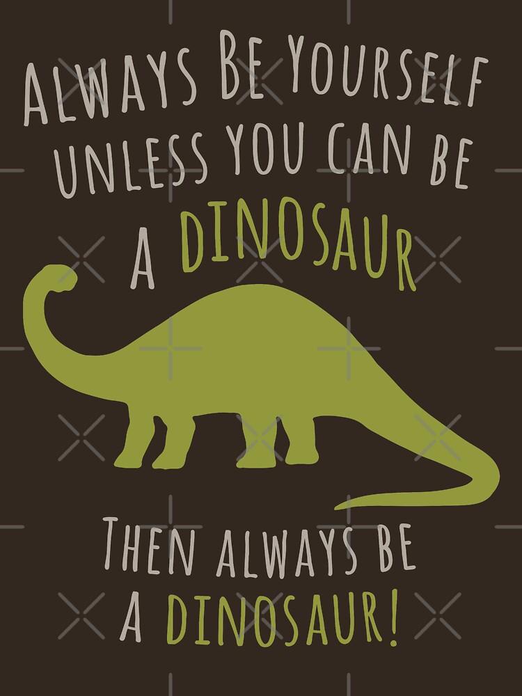 ¡Sé un dinosaurio! de Plan8