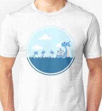 Lapras and kids T-Shirt