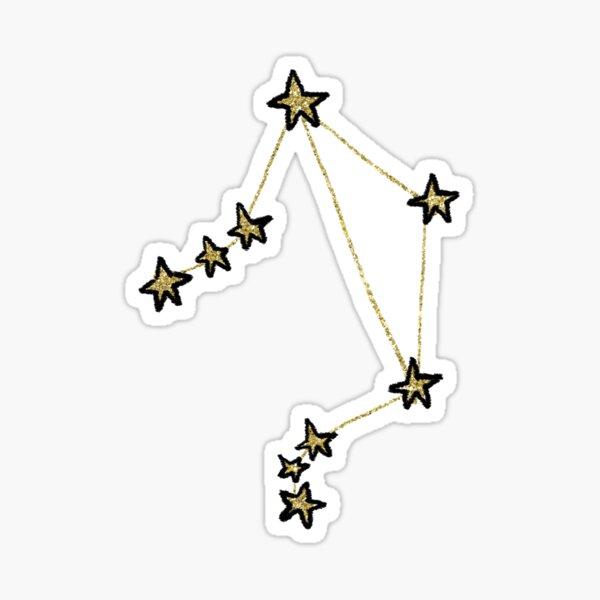Libra x Astrology x Zodiac Sticker