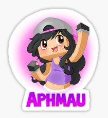 Aphmau Limited Edition Products Sticker