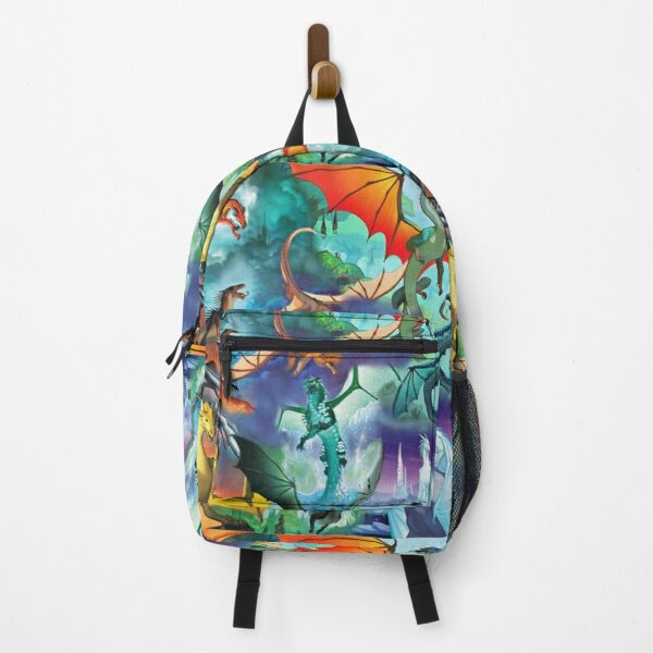 Wings of fire all dragon Series Backpack