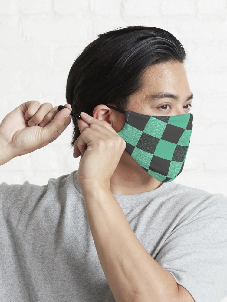 Alternate view of Tanjiro Kamado Mask [Variant] Mask