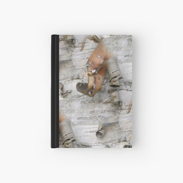 Tiled Birch Bark Hardcover Journal
