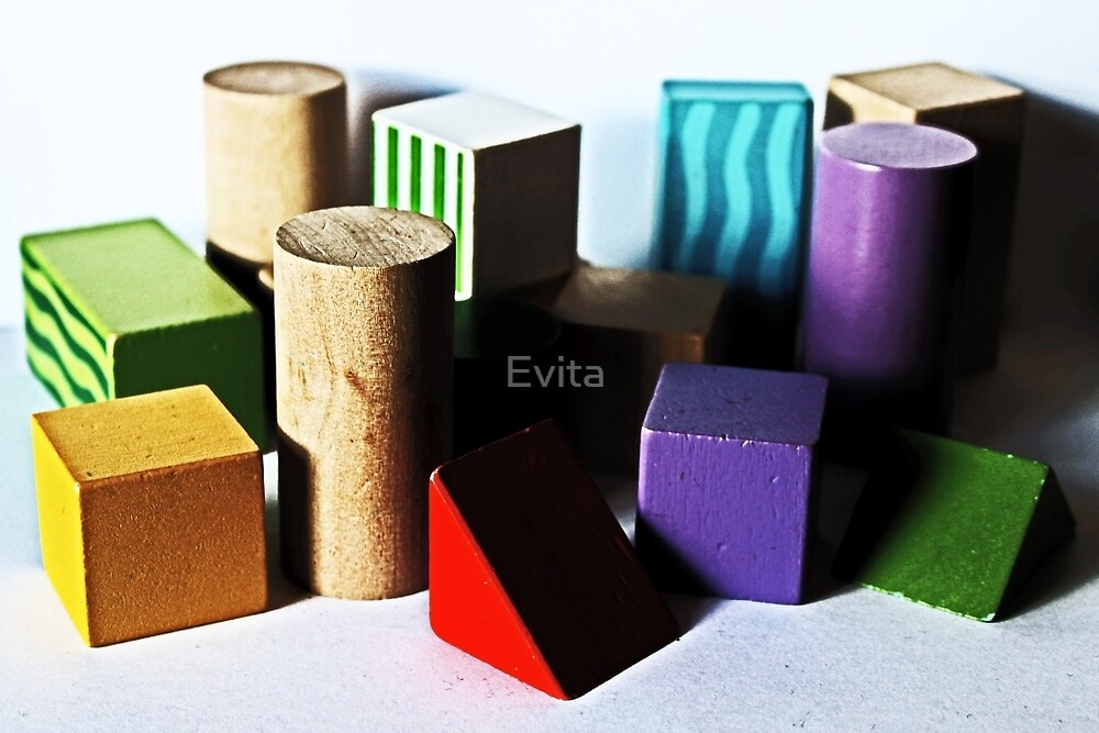 All Shapes, Colours and Sizes by Evita