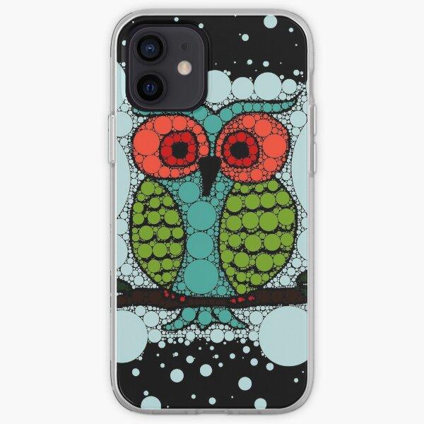 Curiosity Never Killed an Owl iPhone Soft Case
