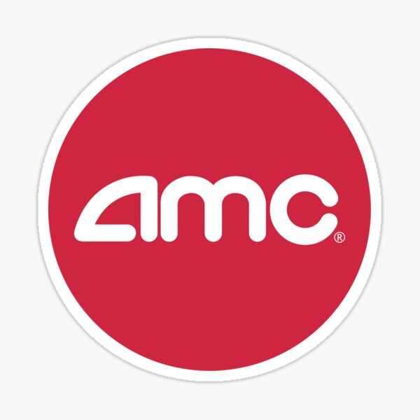 AMC Sticker Sticker