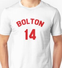 High School Musical: Bolton Jersey Red Unisex T-Shirt