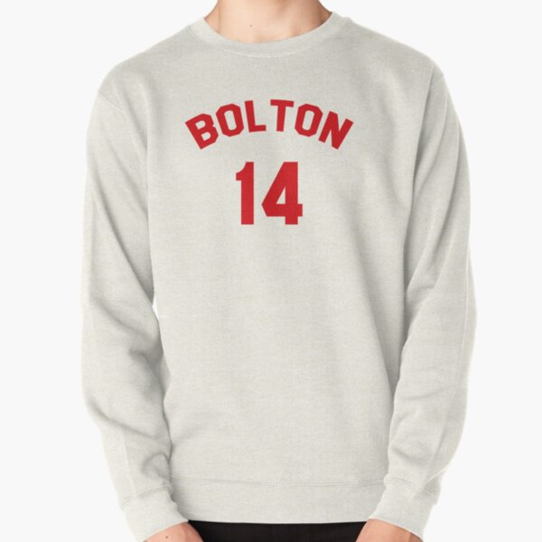 High School Musical: Bolton Jersey Red Sweatshirt épais