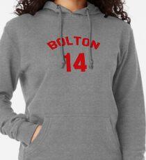 High School Musical: Bolton Jersey Red Lightweight Hoodie