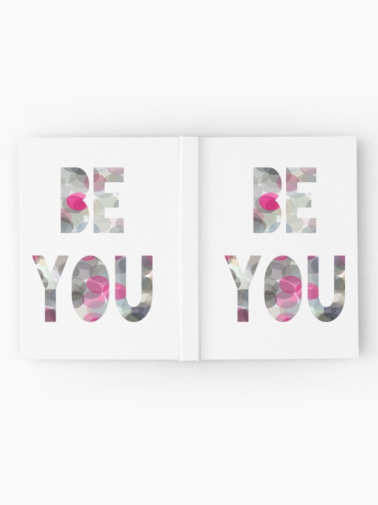 Alternate view of Be You Hardcover Journal