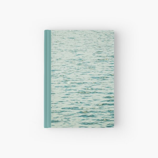 Simply Water Hardcover Journal