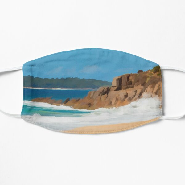 Zenith Beach, NSW, Australia, Mask