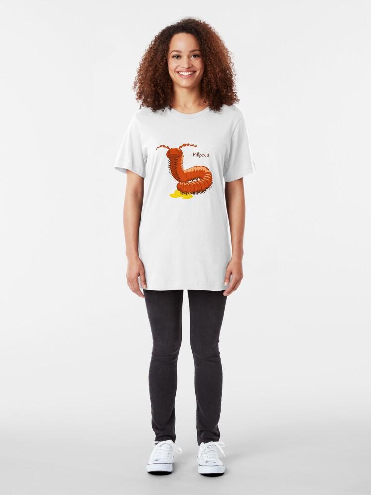 Alternate view of Millipede milli-peed Slim Fit T-Shirt
