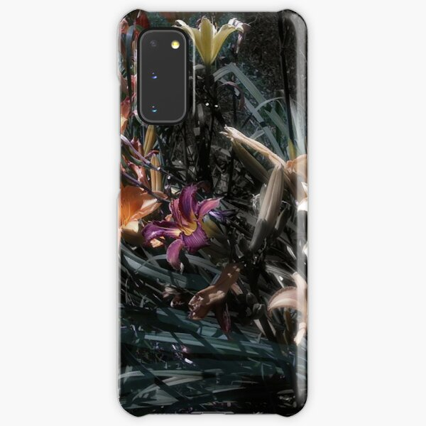 Painted Lilies Samsung Galaxy Snap Case