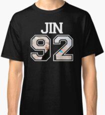 BTS - Jin 92 Junge für immer Classic T-Shirt