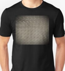 Diamond Plate - Light Unisex T-Shirt