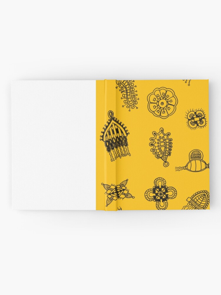 Alternate view of Microscopic Hardcover Journal