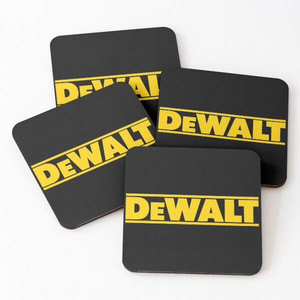 Dewalt Coasters (Set of 4)