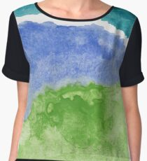 Saltwater Women's Chiffon Top