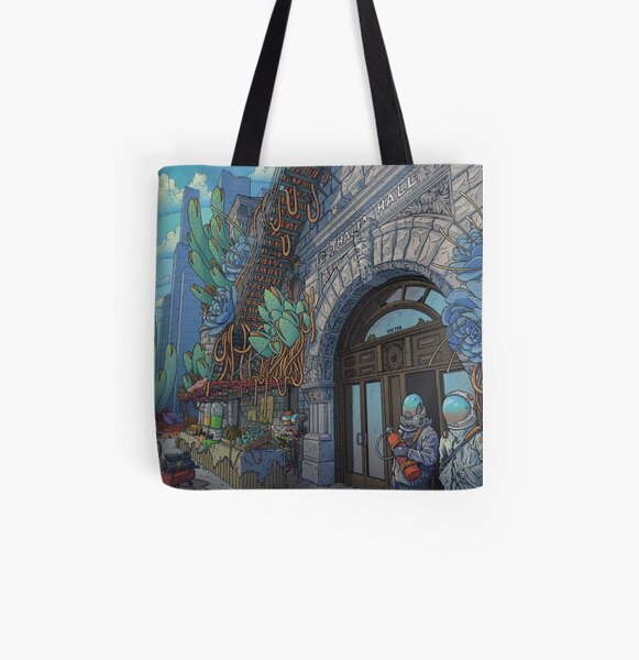 Thalia Hall All Over Print Tote Bag