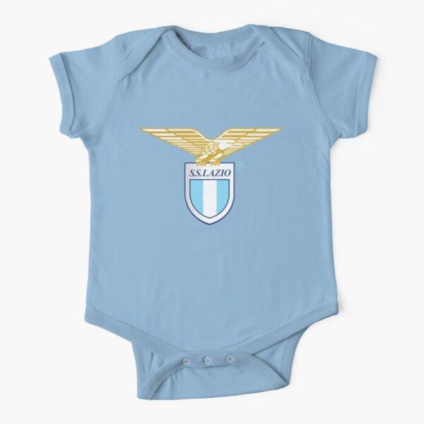 Logo Serie A Lazio Body manches courtes