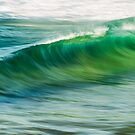 Wave Blur by Dave  Gosling Photography
