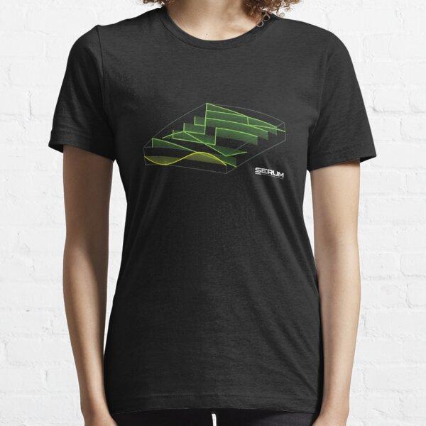 Xfer Records Serum - Formes de base T-shirt essentiel