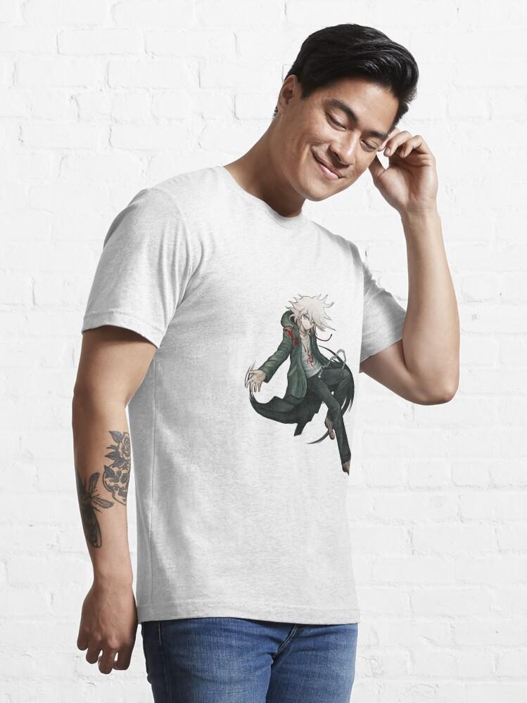 Alternate view of Nagito Komaeda Essential T-Shirt