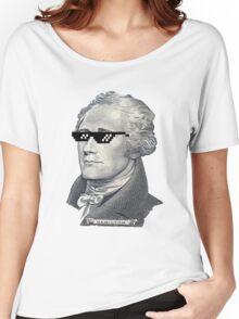 Alexander Hamilton Women's Relaxed Fit T-Shirt