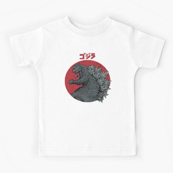 Japanese Monster Kids T-Shirt