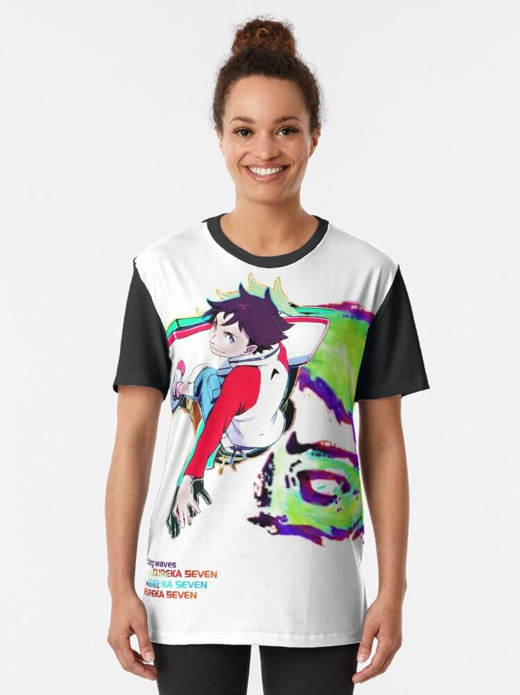 Alternate view of Eureka 7 Graphic T-Shirt