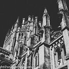 Cambridge spires 1 by bywhacky