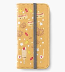 Summer Snacks iPhone Wallet/Case/Skin