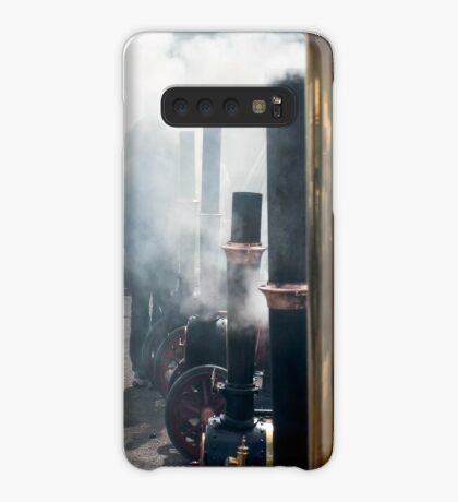 Steamy little ones  Case/Skin for Samsung Galaxy