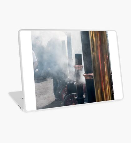 Steamy little ones  Laptop Skin