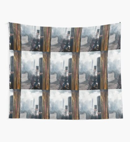 Steamy little ones  Wall Tapestry