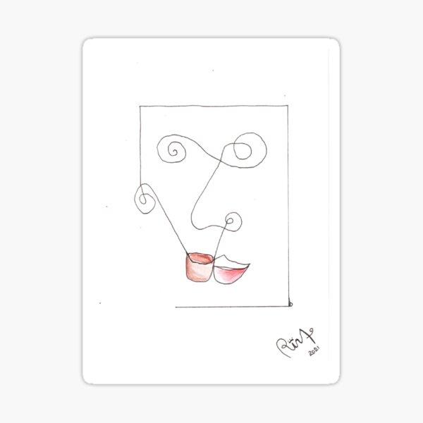 Smoker - Tangled Bodies Sticker
