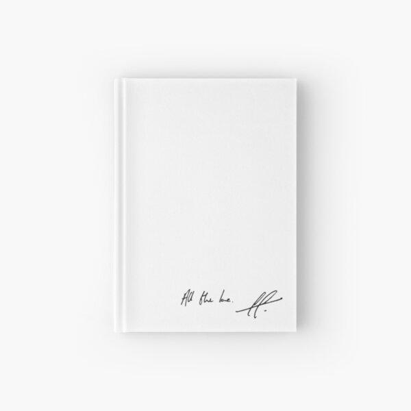 """Harry Styles """"Todo el amor"""" Cuaderno de tapa dura"""