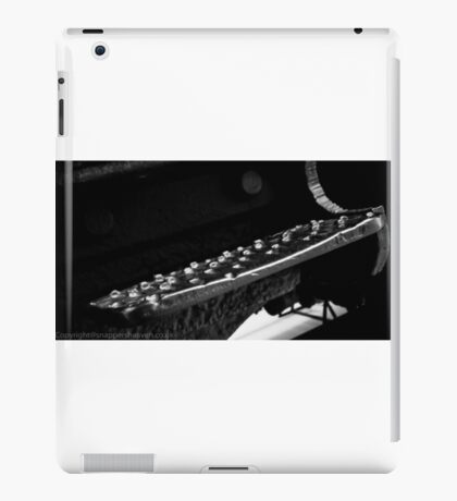 Stepping up iPad Case/Skin