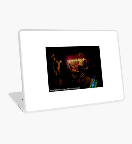 Nightlights  Laptop Skin