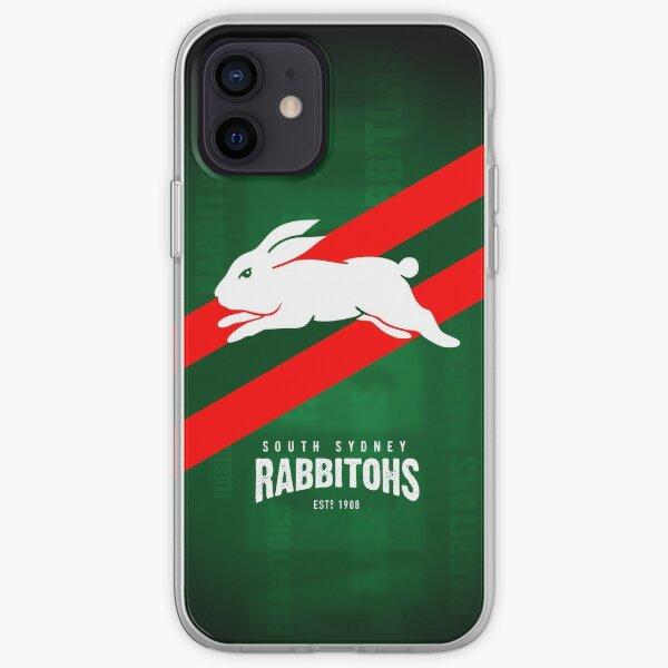 South Sydney Rabbitohs iPhone Soft Case