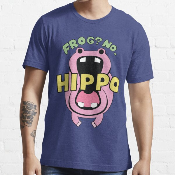 """Fisher Tiger (One Piece) """"Frog? No. Hippo."""" Essential T-Shirt"""