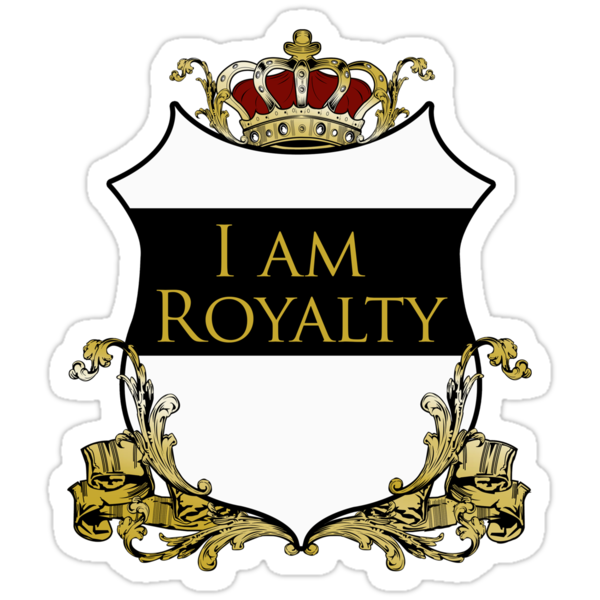 I am Royalty 2 by Adamzworld