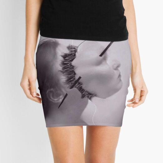Can Anyone Stitch me Back Together Again? Mini Skirt