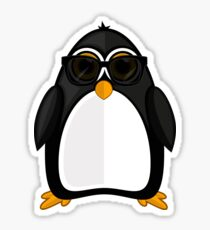 Cool Penguin Sticker